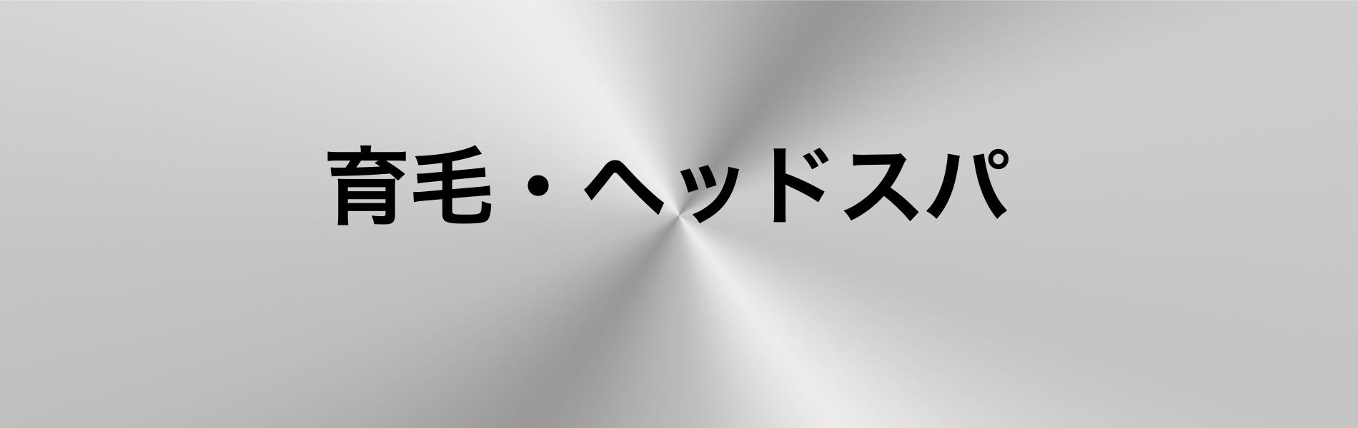 育毛・ヘッドスパ2